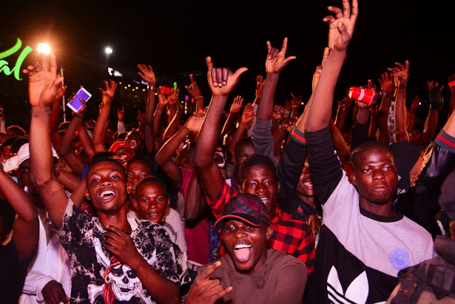 Smirnoff X1 activates ultimate party experience in Ibadan with Dj Spinall, 9Ice & Mr. Real