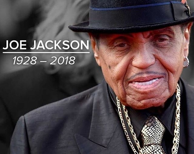 Joe Jackson, Father to Michael and Janet, Dies of Pancreatic Cancer at89