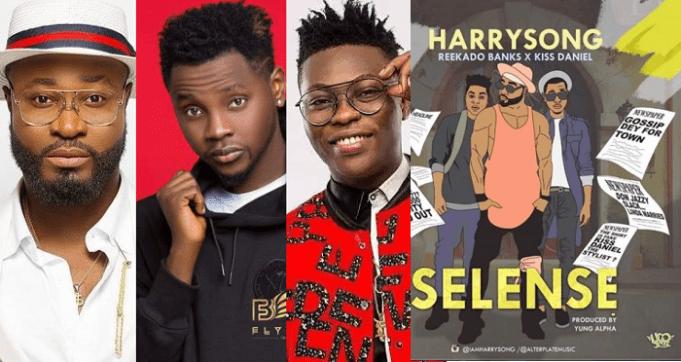 Kizz Daniel Refused To Work With Reekado Banks On 'Selense' –Harrysong