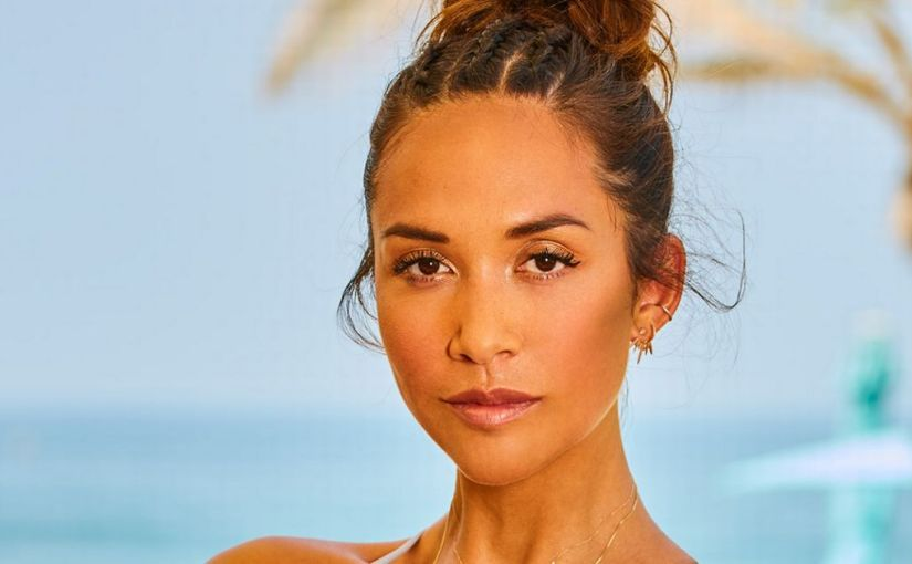 Myleene Klass leaves shower completely naked – only to run 'smack bang' into builder