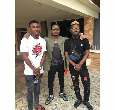 YBNL Boss, Olamide, Officially Signs Two New Artistes To YBNL(Photo)