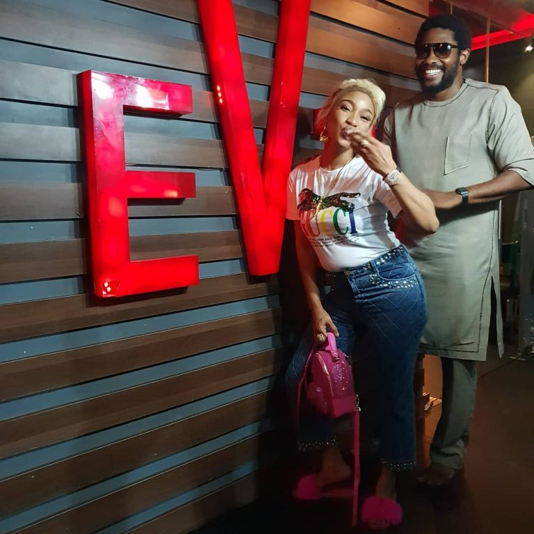 Tonto Dikeh To Turn Down Life-Changing Offer Because Of HerSon