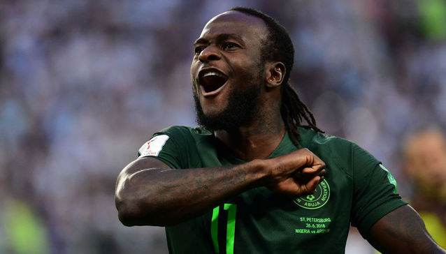 Nigerians Blast Victor Moses For Not Making Chelsea Bench After DumpingNigeria