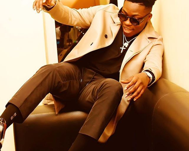 """CEO Banks Music "" – Reekado Banks Looking Dapper In New Photos"