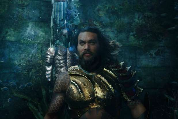 'Aquaman' Surges to $51.5 Million in 2nd Weekend at Box Office