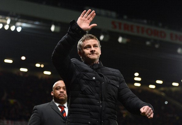 Manchester United appoint Solskjaer as manager until end of theseason