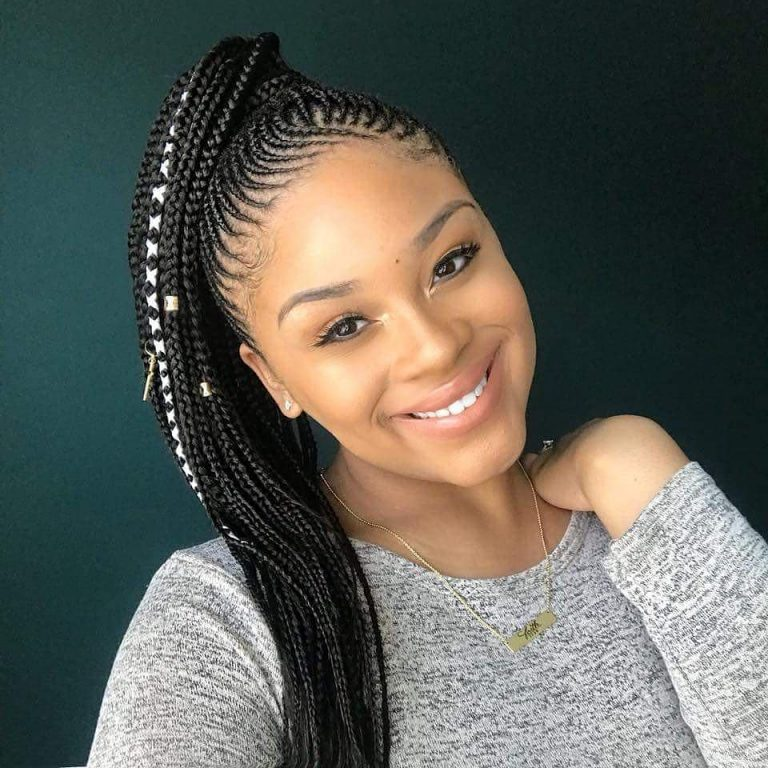 Ladies!! These Are The Braids You ShouldRock