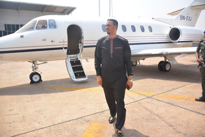 Pastor Chris Okafor Acquires A Private Jet(Photos)