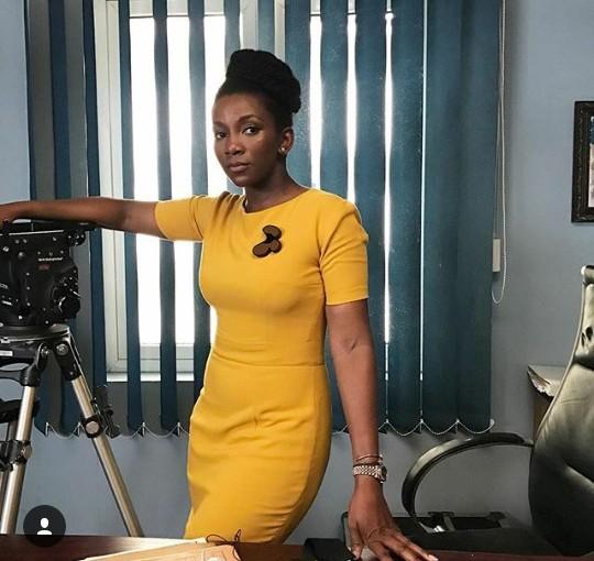 Genevieve Nnaji Celebrates 20 Years InActing
