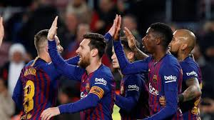 Barcelona qualify for Copa Del Rey Quarter Final
