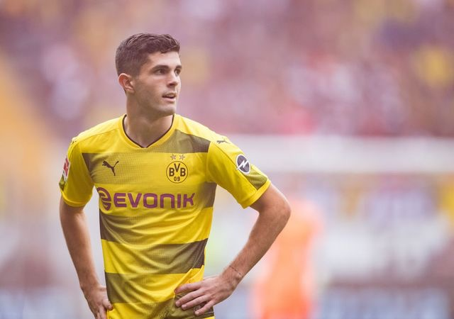 Chelsea sign Pulisic