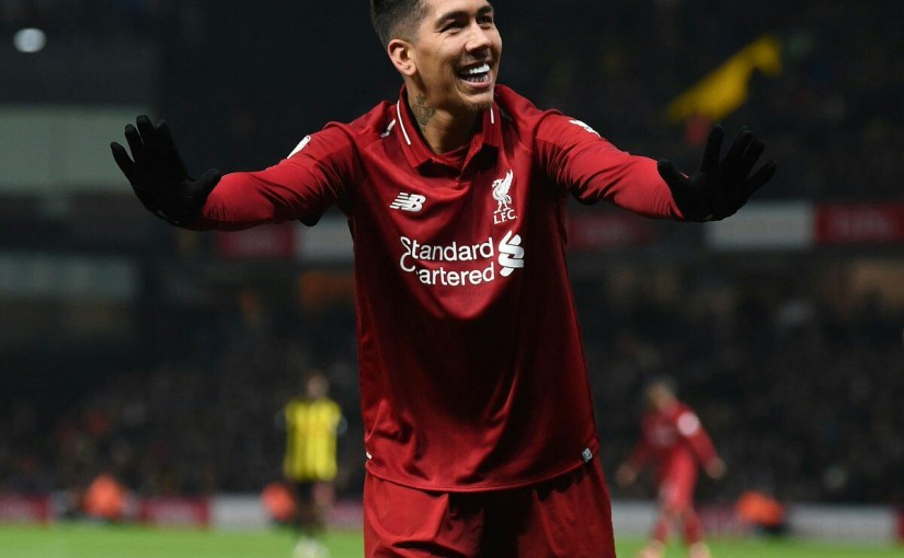 Firmino in doubt for Champions league knockout