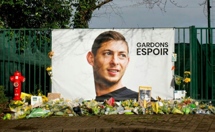 Tribute to Emiliano Sala