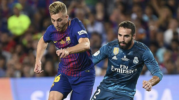 Real Madrid to Face Barcelona In Copa Del Rey Semifinal