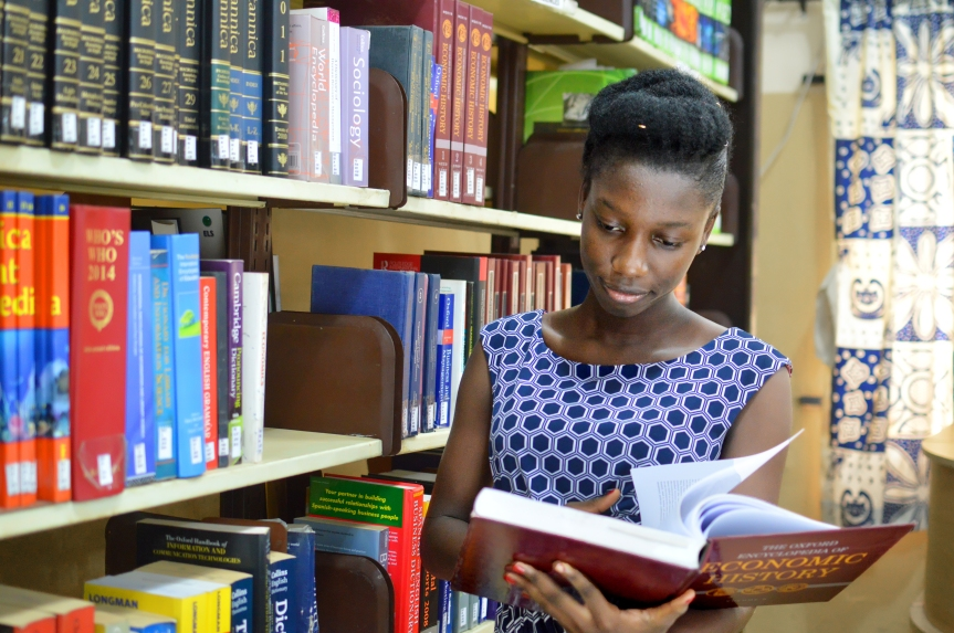 Most Affordable Accredited Private University in Africa.