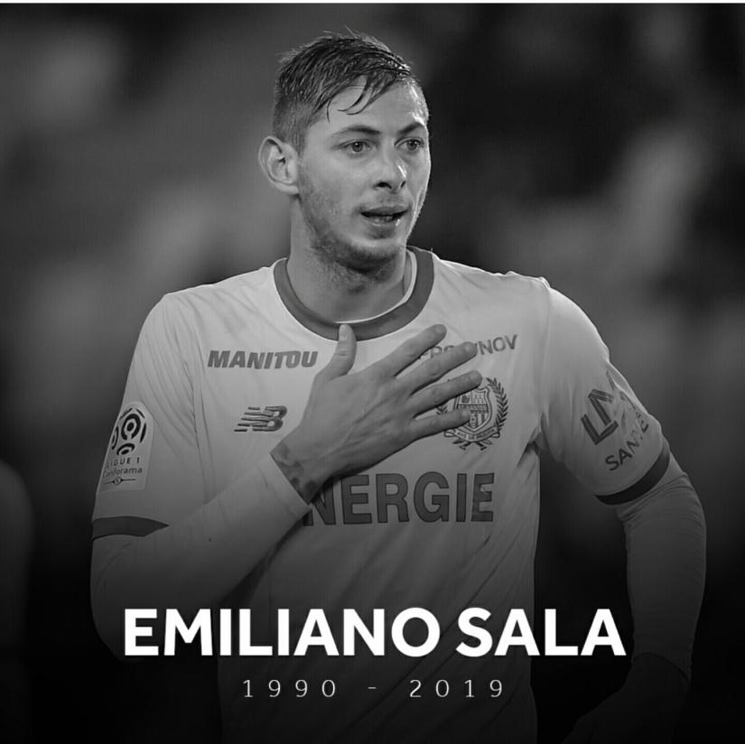 Sala confirmed dead