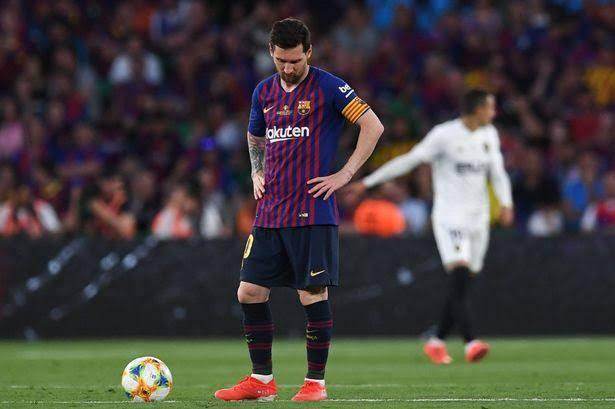 Valencia Shock Barcelona to win 8th Copa delRey