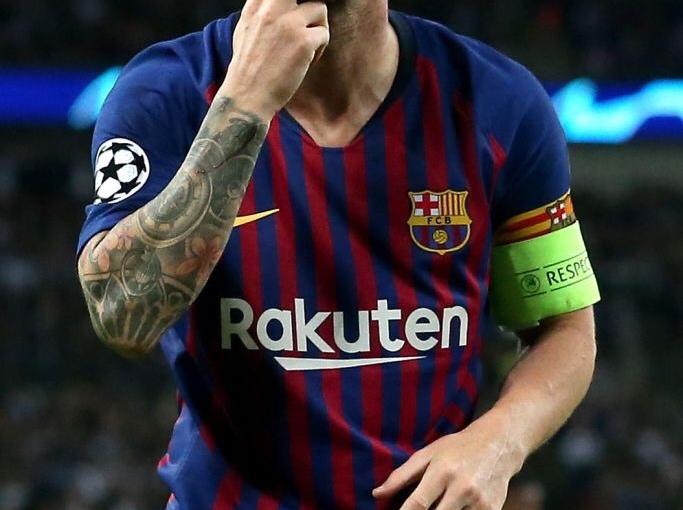 Messi scores 600 Clubgoal