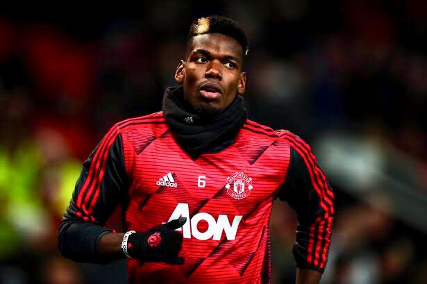 Paul Pogba sets Up fundraiser page for Corona Virus