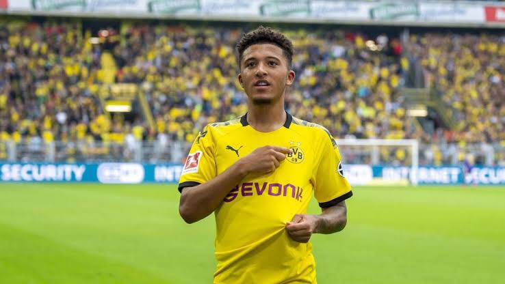 Liverpool give up on Sancho