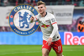 Timo Werner: Chelsea complete signing of RB Leipzigforward