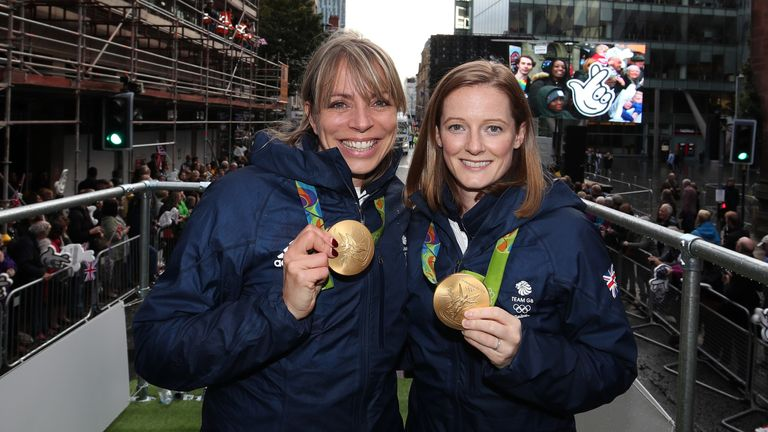 Kate and Helen Richardson-Walsh on psychology, injury and Olympic gold