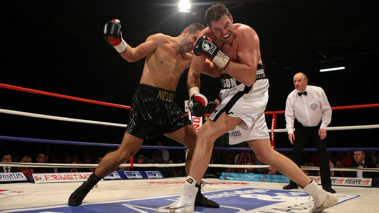 Tyson Fury was first knocked down by Neven Pajkic – this is the untold story