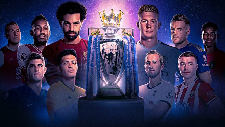 Premier League restart: Kick-offs and halif's blog  matches announced with sky sportcoverage