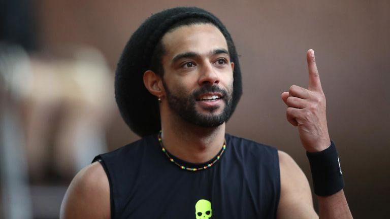 Dustin Brown discusses financial impact of exhibition tennis amid coronavirus pandemic